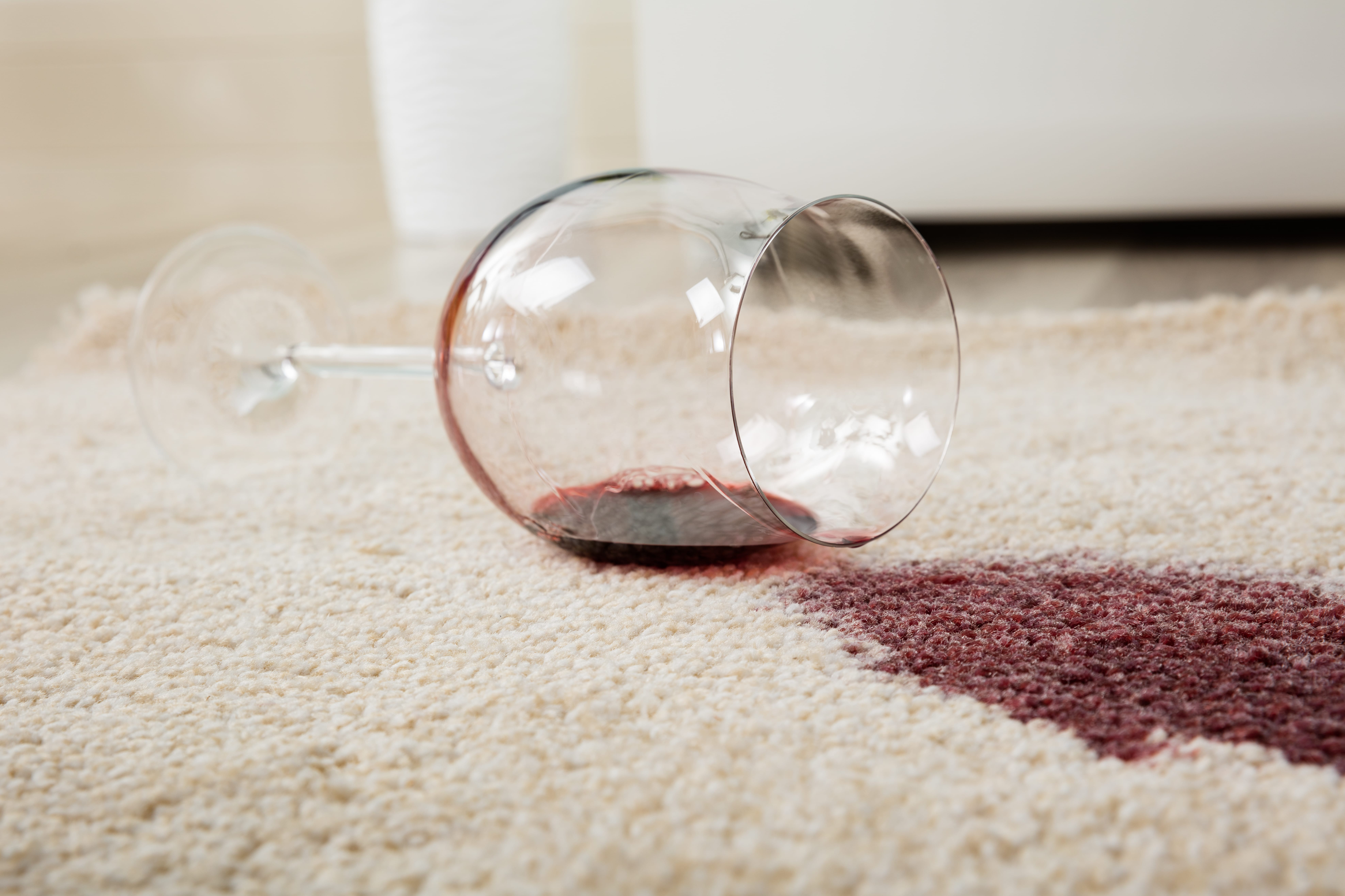 Carpet Stains: Best Practices for Removing Stains