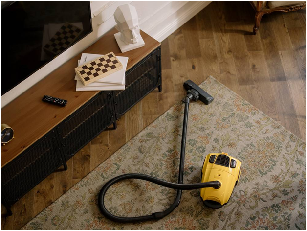Carpet Care: Importance of Vacuuming