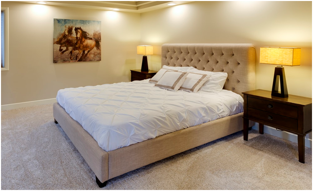 Carpet Provides Comfort for Your Home & Family