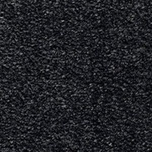 City Twist Supreme 16 Obsidian Black Carpet