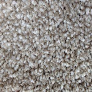 Conquest Saxony 10 Speckle Light Beige Carpet