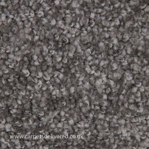 Pamplona 02 Grey/Silver Bedroom Carpet