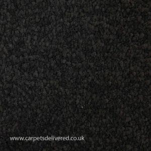 Canterbury 11 Licorice Black Carpet
