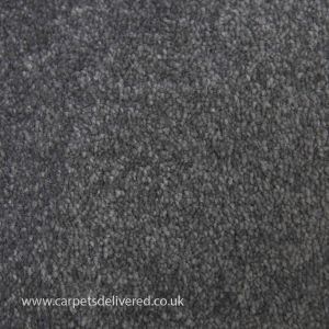 Wilmslow 09 Graphite Grey Twist Carpet