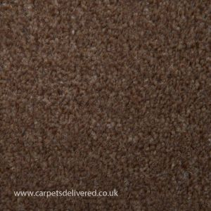 Valencia 09 Brown & light grey Twist Carpet
