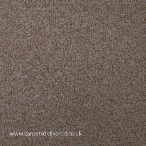Prague 307 Ivory Stain Defender Polypropylene Carpet