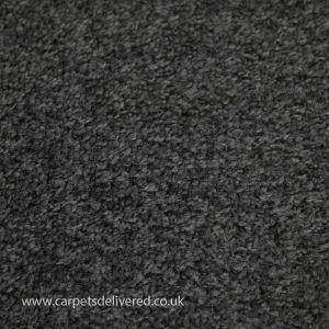Edinburgh 158 Anthracite Stain Defender Polypropylene Carpet