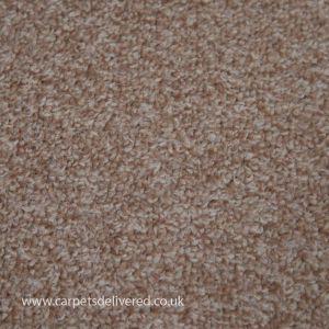 Edinburgh 330 Beige Stain Defender Polypropylene Carpet