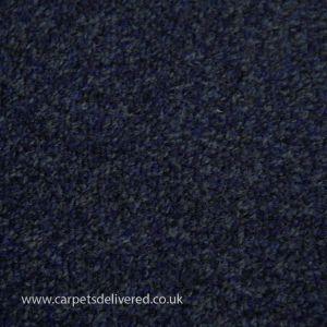 Edinburgh 897 Midnight Blue Actionback Carpet
