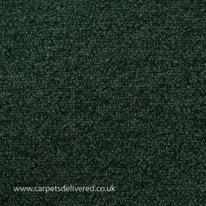 Vienna 46 Emerald Stain Defender Polypropylene Carpet
