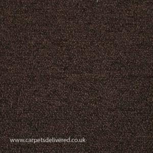 Vienna 93 Brown Impervious Gel Carpet