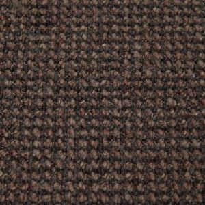 Rome 1407 Brown Stain Defender Polypropylene Carpet