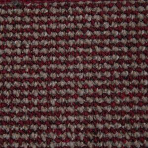 Rome 1459 Red Stain Defender Polypropylene Carpet