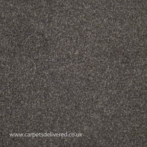 Paphos 176 Pewter Action Back Carpet
