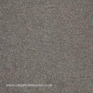 Paphos 76 Grey Stain Defender Polypropylene Carpet