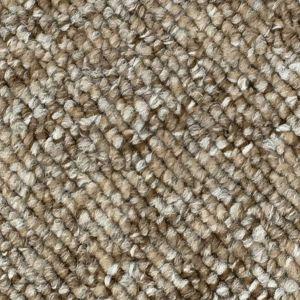 Melbourne 07 Cream Brown Loop Carpet